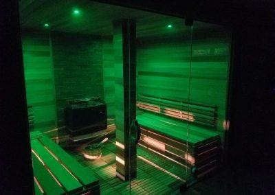 Sauna_green