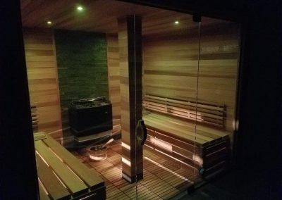 Sauna_yellow